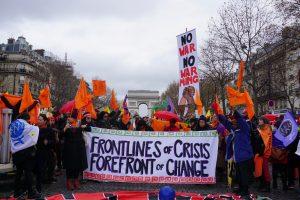 D12 march at COP21