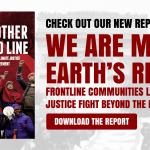 Report: We Are Mother Earth's Red Line