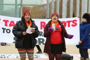 Human Rights Day Action